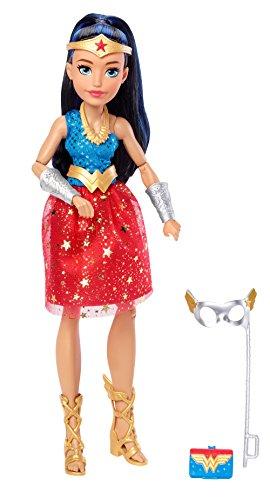 DC Super Hero Girls Wonder Woman Masquerade Doll