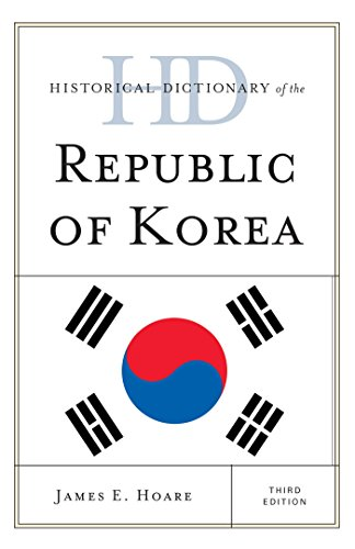Historical Dictionary of the Republic of Korea (Historical Dictionaries of Asia, Oceania, and the Middle East) Pdf