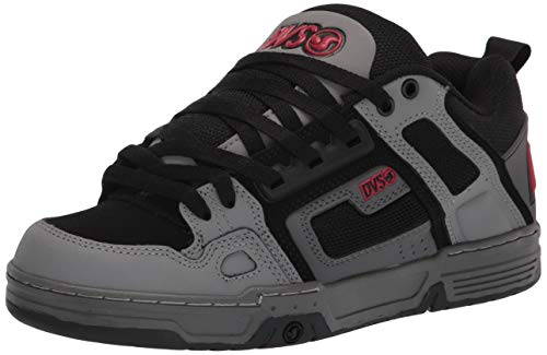DVS Comanche Zapato de skate para hombre, gris, 9