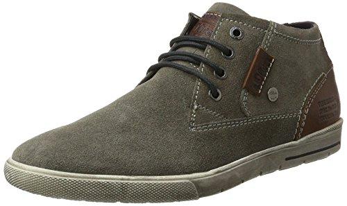 Grau Oliver Sneaker 15200 s Herren Grey Dark tIdqnA