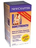 New Chapter Bone Strength Calcium Supplement, Clinical Strength Plant Calcium with Vitamin D3