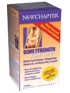 Care 120 Tabs - New Chapter Bone Strenth Take Care-120 Tablets