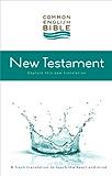 CEB Common English Bible New Testament