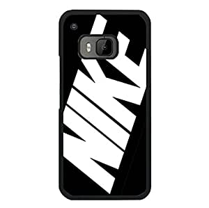 Hard Painted Phone Case for Htc One M9,Fashion Sporty Nike Logo Htc One M9 Skin Cover,the Logo of Nike Series Case