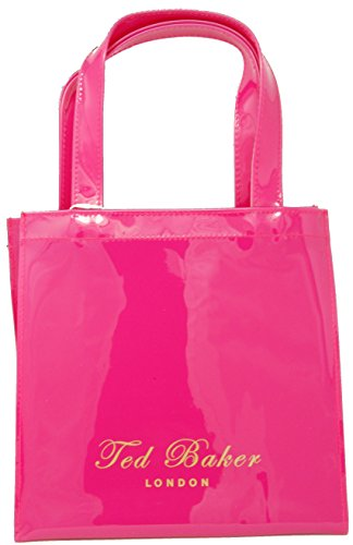 Ted Baker Fuchsia Iconita Small Plain Icon Bag