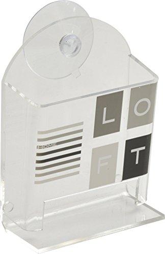 EVIDECO 6702374 Peace and Loft Bathroom Q-tips Cotton Swa...