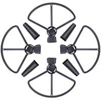 4Pcs Propeller Guards+4Pcs Landing Gear Legs Protection Kit For DJI Spark