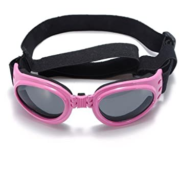 Water & Wood New Fashionable Water-Proof Multi-Color Pet Dog Sunglasses Eye Wear Protection Goggles Small