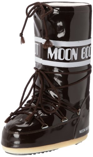 Tecnica Moon Boot Vinil - Botas de nieve, unisex Braun (13)