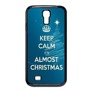 Yoda Keep Calm Samsung Galaxy S4 9500 Cell Phone Case Black JD7693562