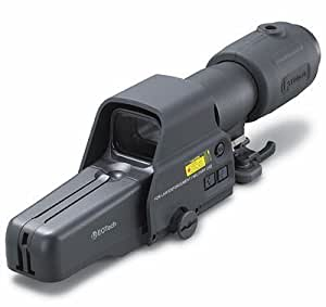 EOTECH 557 Holographic Weapon Sight, .223 Ballistic Reticle w/3x Magnifier and FTS Mount (557.3X.FTS)