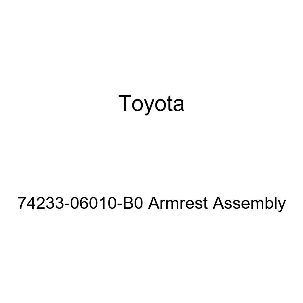 TOYOTA 74233-06010-B0 Armrest Assembly