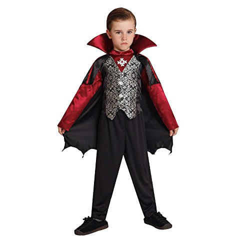 Totally Ghoul Prince of Darkness Costume, Boys size (Prince Of Darkness Child Costumes)