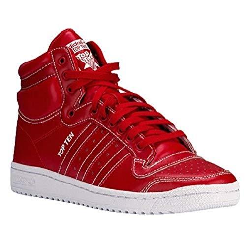 北西分子ラベ(アディダス) adidas Originals メンズ バスケットボール シューズ?靴 Top Ten Hi [並行輸入品]