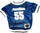 Penn State Nittany Lions Dog Jersey Leash & Collar Set Medium