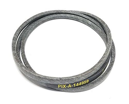 Belt Made With Kevlar To FSP Specifications Replaces Deck Belt Number 144959 532144959 Craftsman Poulan Husqvarna. Also Same As Husqvarna Belt 531300766 (Garden Tractor Craftsman)