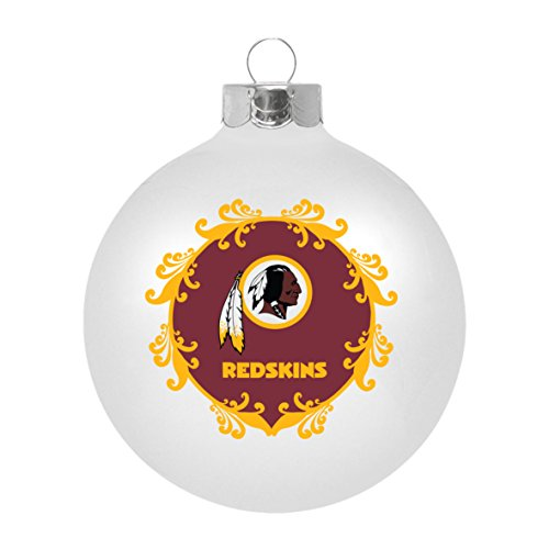 NFL Washington Redskins Large Ball Ornament