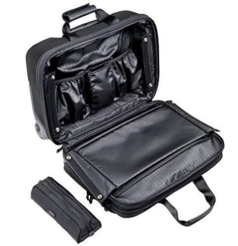 Tumi Alpha - Deluxe Wheeled Brief With Laptop - Computer Brief Case