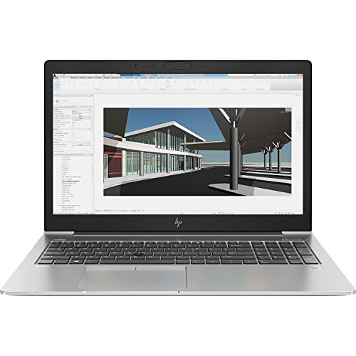 - HP ZBook 15u G5 (Intel 8th Gen i7-8550U Quad-Core, 32GB RAM, 256GB PCIe SSD, 15.6