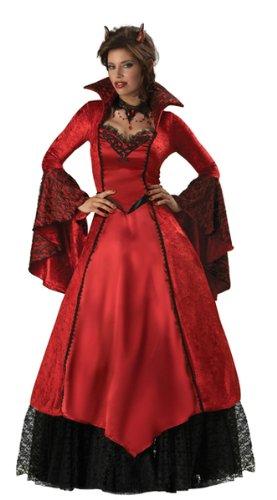 Devil's Temptress Adult Costume - Small