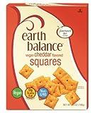 vegan cheese its - Earth Balance Vegan Cheddar Flavor Squares - 6 oz - 2 Pack