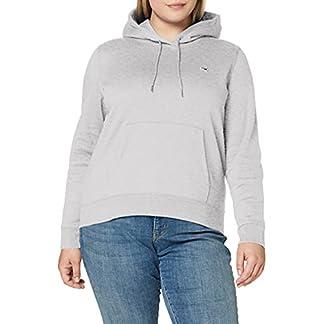 Tommy Jeans Women's Tjw Regular Fleece Hoodie Sweater 7