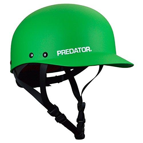 Predator Shiznit Kayak Helmet-Green-XS/M by Predator