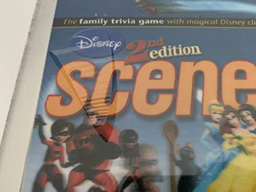 Scene It? Disney Trivia - 2nd Edition - DVD ()
