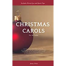 Christmas Carols for the Violin