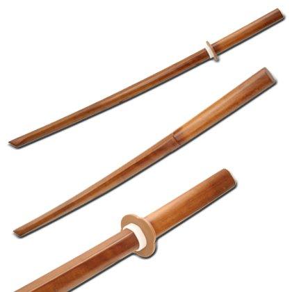 Hardwood Practice Katana Sword - Hardwood Sword