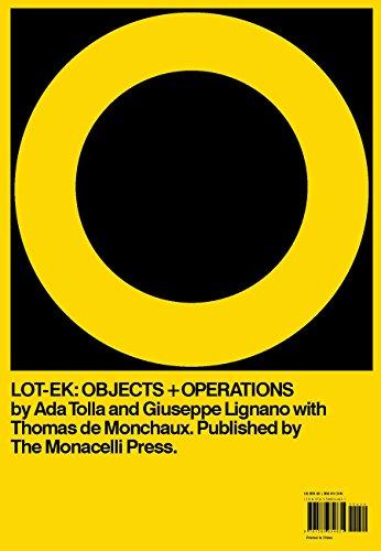 LOT-EK: Objects +
