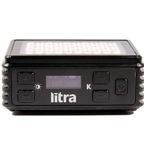 LitraPro Premium On-Camera Photo and Video Bi Color Waterproof LED Light by Litra (Image #2)