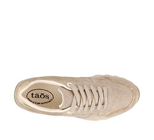Women's Sneaker Walking Lifestyle Footwear Taos nubuck Stone 7wI05xtq