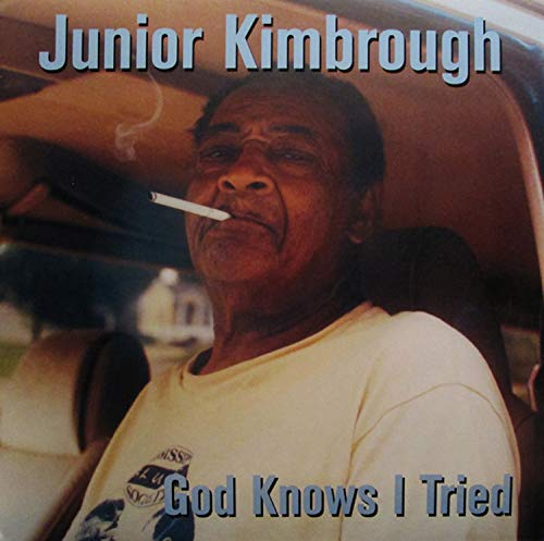 God Knows I Tried [Vinyl] by Kimbrough, Junior