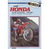 Clymer Honda XL/XR/TLR 125-200, 1979-1987: Service, Repair, Maintenance