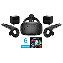 HTC VIVE - Virtual Reality System - VIVE Edition