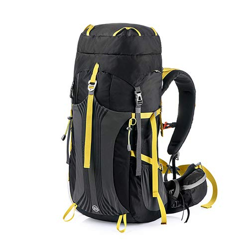 MOUNTBAG 55L 65L Men Women Backpack Professional Hiking Bag with Suspension System