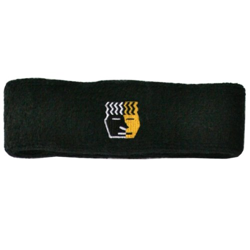 Brain-Pad Protective Headband (Black)