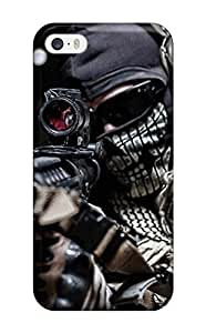 ThomasSFletcher DCNPhIr4114YQiUT Case Cover Skin For Iphone 5/5s (soldier Military Man Made Military)