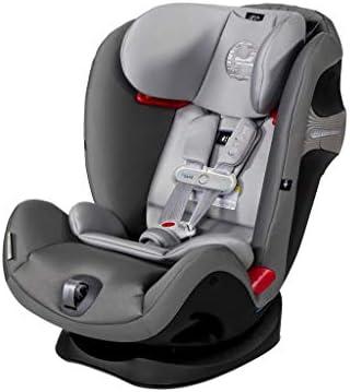 Cybex Eternis S All-in-One Car Seat with SensorSafe, Manhattan Grey, Standard