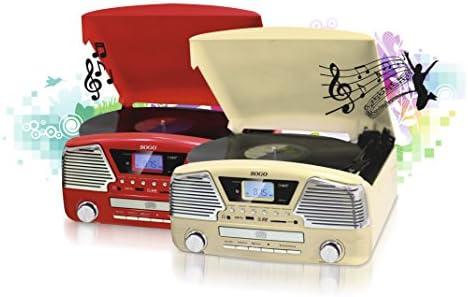 Tocadiscos MCD-SS-8575Y: Amazon.es: Juguetes y juegos