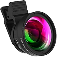 Cell Phone Camera Lens ZPTONE 2 in 1 Clip-on Lens Kit...