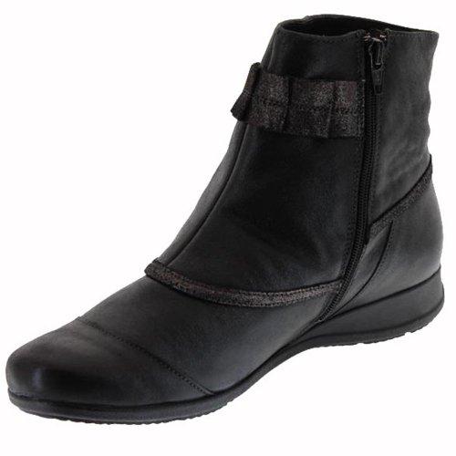 mephisto-chaussure bottine-gorsela negro piel 1500-femme