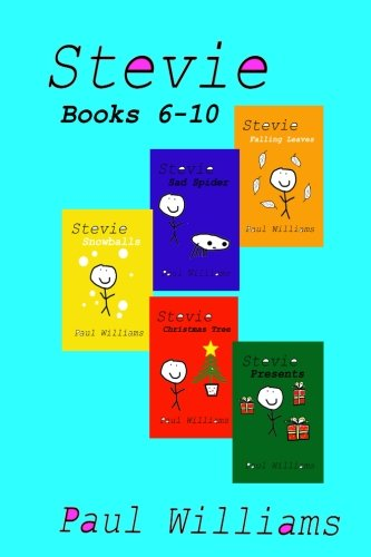 Read Online Stevie - Series 2 - Vol 6-10. Falling Leaves, Sad Spider, Snowball: DrinkyDink Rhymes ebook