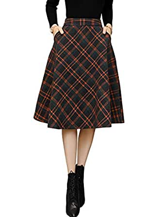 A Line Skirt For Women