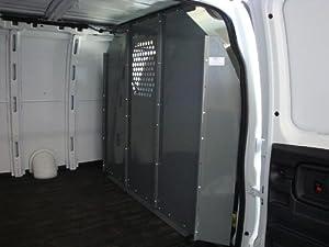 Van Safety Partition Bulkhead Divider Gmc Savana Chevy Express 1996 2017 Home