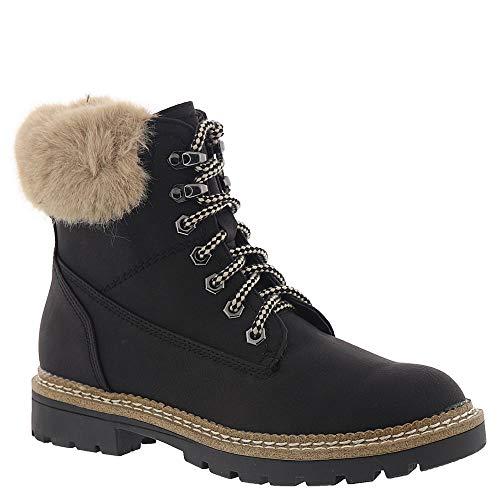 (Steve Madden Women's Alaska Winter Boot Black 7 M US )