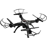 Iusun 2.4G 4CH 6-Axis FPV RC Drone Quadcopter Wifi Camera Real Time Video 2 Control Modes for Kid Adults Gift