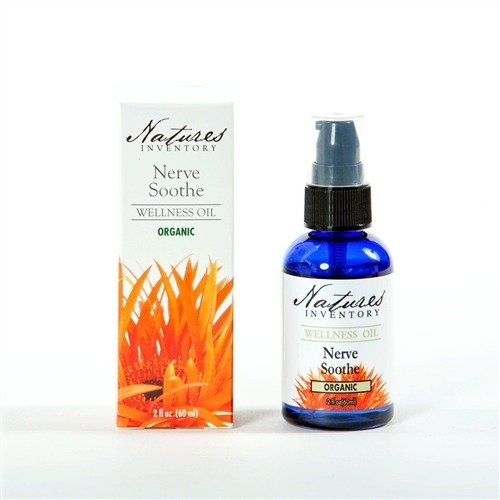 Nerve Soothe Wellness oil Nature's Inventory 2fl oz (60ml) - Oil Soothe Wellness