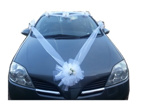 Stajer 7 pieces wedding car decorations kit buy online in oman stajer 7 pieces wedding car decorations kit buy online in oman office product products in oman see prices reviews and free delivery in muscat seeb junglespirit Images